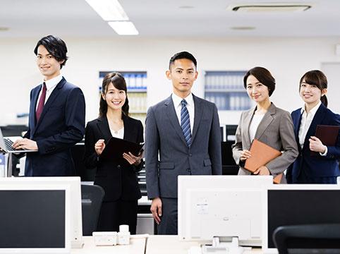 キャリアアップが目指せる!役職者候補の求人