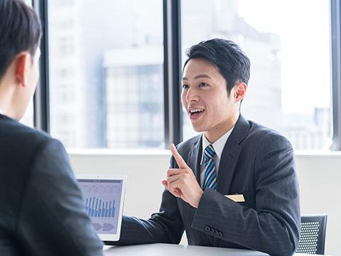 専門性の高い営業職特集