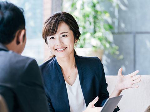 女性が活躍している会社特集
