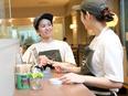バーガーカフェスタッフ|東証一部上場グループ ★お店作りは自由(BGM等)★首都圏エリア大規模採用3