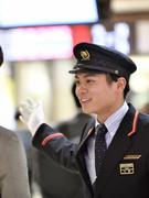駅員 ※東武鉄道の「運転士」「車掌」になるキャリアもあります。1