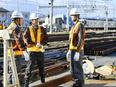鉄道施設のメンテナンススタッフ ※「正社員登用」「東武鉄道への入社」の制度もあります。3
