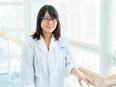 研究職(化学・バイオ分野)充実した研修・キャリアアップ支援あり/大学院卒81.3%/勤務地選択OK3