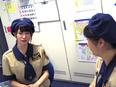 セキュリティの現場管理者(出勤は月11回ほど/名古屋勤務/オープニングスタッフ募集/未経験歓迎)2
