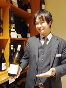 ソムリエ ◎フランスワイン専門店『La Vinee』勤務│営業時間11時~19時半│買い付けも担当1