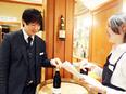 ソムリエ ◎フランスワイン専門店『La Vinee』勤務│営業時間11時~19時半│買い付けも担当2