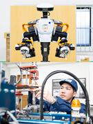 ロボットのメンテナンススタッフ ★働きながら国家資格を取得/希望勤務地配属/未経験OK!1