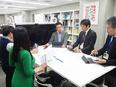 オフィス環境改善のコンサルタント ◎年間休日120日以上/官公庁・金融系の大型PJが中心2