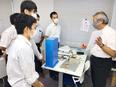 ものづくりエンジニア★安心の東証一部上場グループ/1ヵ月の研修で基礎から学べる/年間休日126日以上3