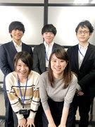 SE(FinTech/平均月残業10時間以内/100%一次請け自社内開発)1