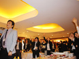 スーパーなどのレジアウトソースを中心とした人材提案営業★新規開設オフィス★幹部候補★U・Iターン歓迎3