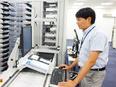 サポートエンジニア(機器の保守、システム設定等)◎東証一部上場企業のグループ◎賞与実績4.25ヶ月分2