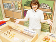 バイリンガルスタッフ|英語力を活かし子どもたちに関わる仕事 ★様々なことに挑戦できます!3