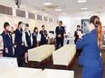 携帯ショップスタッフ★2ヵ月の研修あり!ノルマなし!年間休日122日!安心の東証一部上場グループ!3