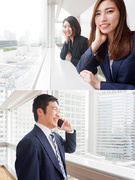 法人営業(東京海上グループの安定企業/定着率95%/残業ほぼなし/土日祝休み/年間休日120日)1