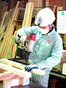 木箱などの組み立てスタッフ ◎創業97年/メイドインジャパンを世界へ届ける「梱包資材」メーカー1