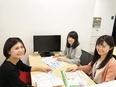 事務スタッフ ◎富士フイルムのグループ会社/年間休日123日/残業少なめ3