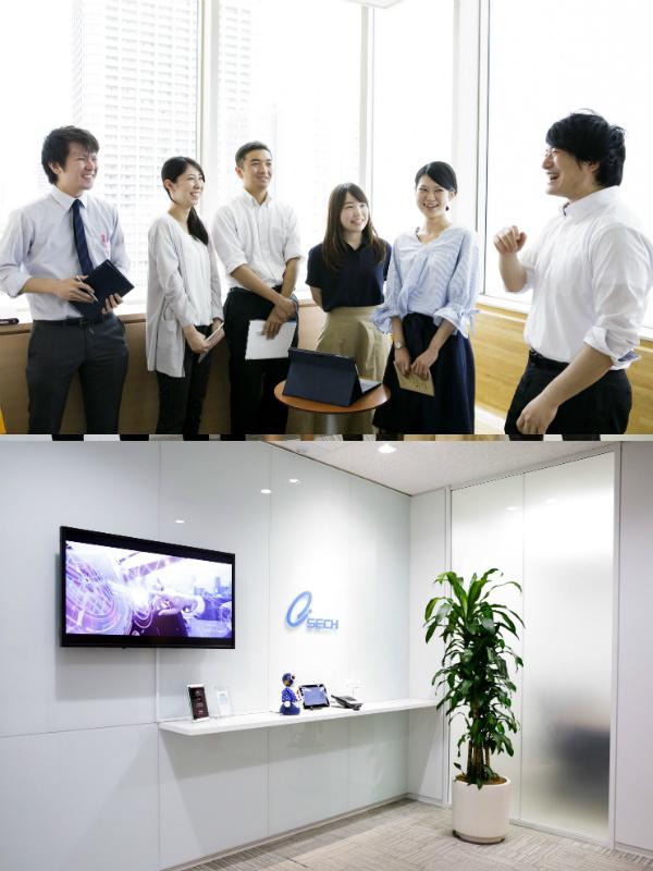 エンジニア(IoT関連システムを開発)★東証一部上場企業のグループ会社★残業月平均13.8時間イメージ1