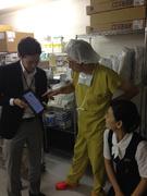 SPD職(院内の医薬品や医療材料を管理する仕事)1
