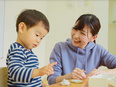 発達教室の先生(お子さま向けの発達支援や心身ケア)★介護など異業種から転職歓迎!2