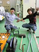 公共工事スタッフ ★月収34万円も可能|残業ほぼなし|選べる休日!1