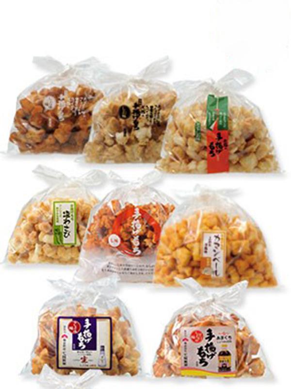 株式会社七越製菓/おせんべい、おかきの提案営業(責任者候補)◎商品企画にも携われます