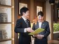 ホテル支配人(副支配人とペア)★4年間で報酬3250万円以上+報奨金!★ノウハウを学ぶ充実の研修あり2