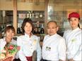飲食店の運営スタッフ ◆月給25万円以上◆平均勤続年数15年◆賞与4ヶ月分(昨年度実績)◆社員寮あり2