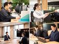 専門商社の営業 ◎IoTやAIなど最先端のものづくりに関わる生産体制のプロデュースにも関わります。3