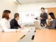 新規事業の企画運営スタッフ(幹部候補) ★月給30万円以上・各種手当充実3