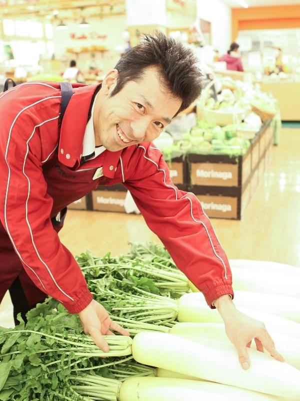店鋪スタッフ(従業員満足を大切にし、地域で活躍するスーパーマーケット)★賞与8ヶ月分(昨年度実績)イメージ1