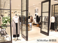 1er Arrondissementの販売スタッフ◎横浜エリア・名古屋エリアで募集◎残業月10h程度2