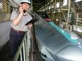 鉄道機械管理(車両・機械設備)│未経験からJR東日本の正社員になるチャンス!3