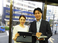 WEBデザイナー ◎外資系ベンチャー/自社サイト/FinTechに関する事業を展開/残業月20h以内2