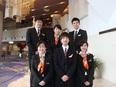 会員制リゾートホテルのホテルスタッフ★寮完備/長期休暇の取得も可能!3