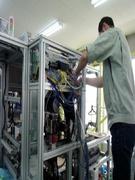 電気配線スタッフ ◎昨年度賞与実績:4ヶ月分/世界シェアトップクラスの機械をつくります!1
