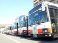 バスの運転手 ◆未経験OK/運転免許取得支援制度あり/初年度月収例27万円/年収 例500万円2
