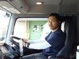 ドライバー ★会社の負担で免許を取るところからスタート|定着率98%3