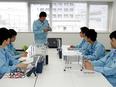 ガス検知器のメンテナンススタッフ ★業界シェアトップクラス企業グループ/浜松・岩手・室蘭での募集2