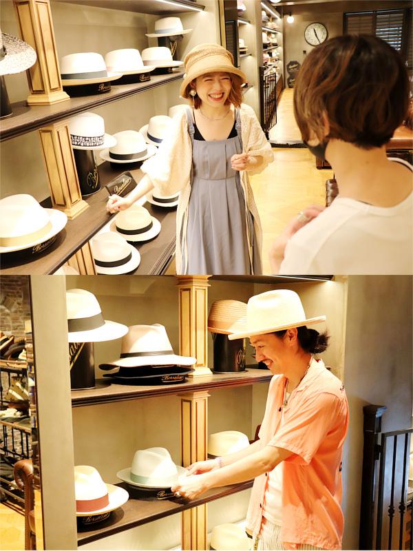 帽子屋「CA4LA」の販売スタッフ ◎服装自由◎有休取得率7割以上!◎残業月平均10h以内!イメージ1