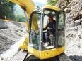 十津川村で働く土木工事スタッフ│職場は奈良県の奥地。社宅、プライベート利用OKの社用車あり!3