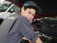 自動車整備士(マツダの正規ディーラー)◎残業月平均22時間◎賞与4ヶ月分3