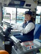 市バスの乗務員 ◆会計年度任用職員としての募集です ※路線バス未経験者歓迎1