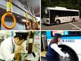 市バスの乗務員 ◆会計年度任用職員としての募集です ※路線バス未経験者歓迎3