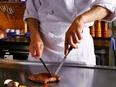 調理スタッフ(伊勢海老料理や鉄板焼など)◎ハレの日の料理をご提供/包丁が使えれば応募OK!3