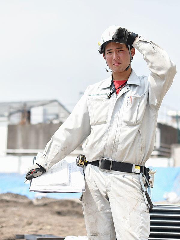 商業施設・工場などの施工管理【中途社員活躍中!独自の充実した福利厚生有り!】イメージ1