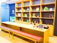 コールセンター運営スタッフ(SV候補)★新体制スタートメンバー募集 ★オシャレなカフェスペースあり2