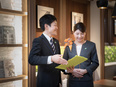 ホテル支配人(副支配人とペア)★4年間で報酬4650万円以上+奨励金!★ノウハウを学ぶ充実の研修あり2