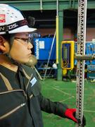 工事スタッフ│未経験歓迎 ◎工場や店舗の傾いた床を直します。1