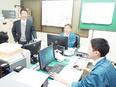 物流センター管理責任者|戦略立案や業務改善を担います ◆月給35万円以上/賞与年2回!2